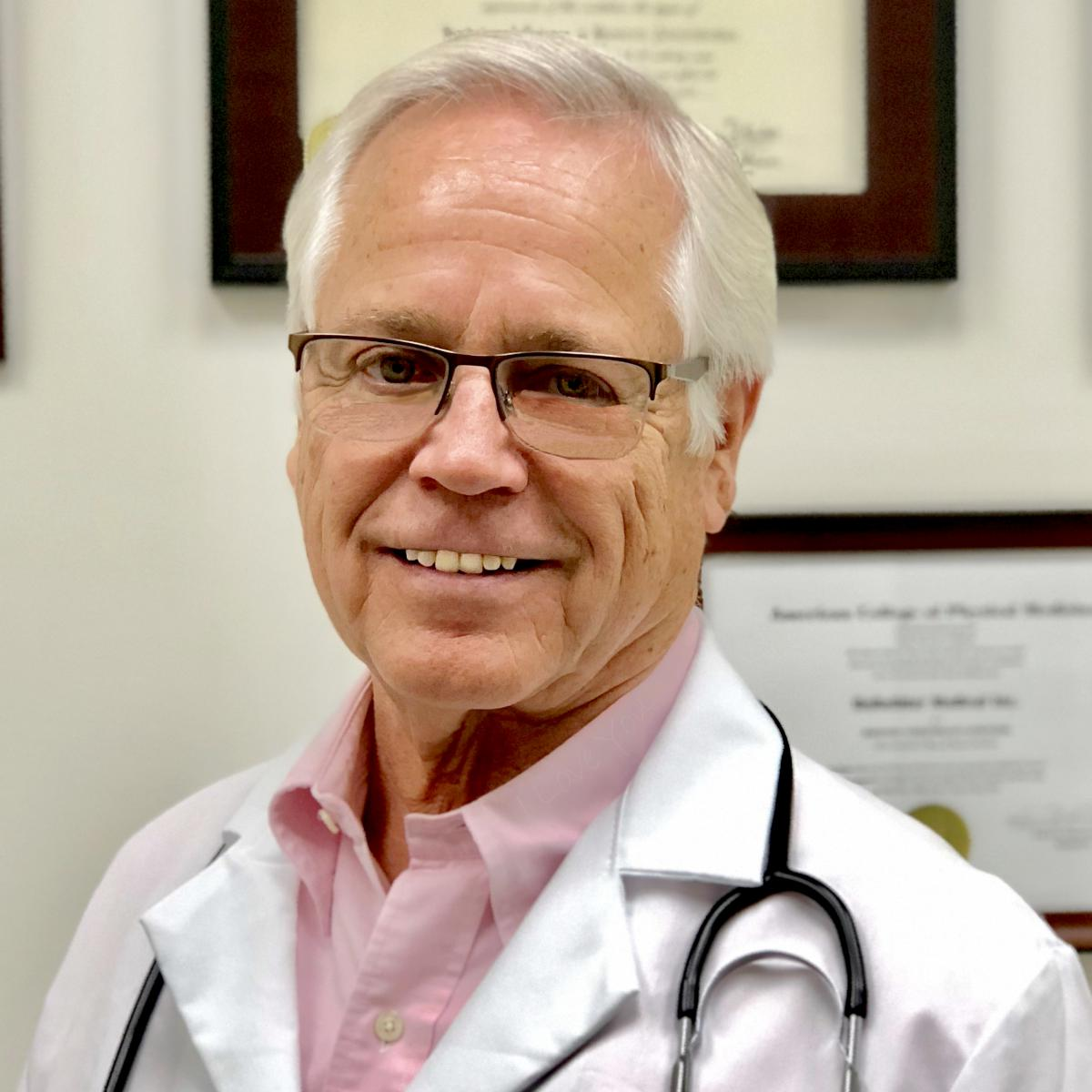 David B Phillips MD PhD - Inventor of the ReBuilder