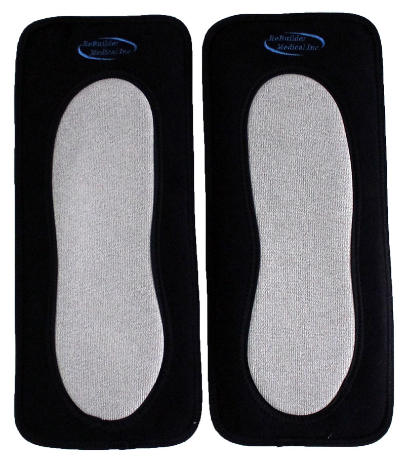 ReBuilder conductive Footpads