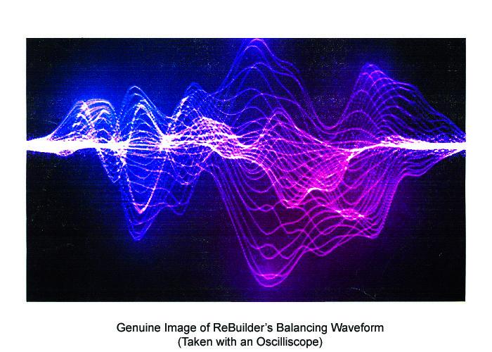 ReBuilder's balancing waveform realistic