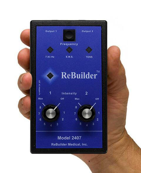 ReBuilder Medical | The ReBuilder 2407