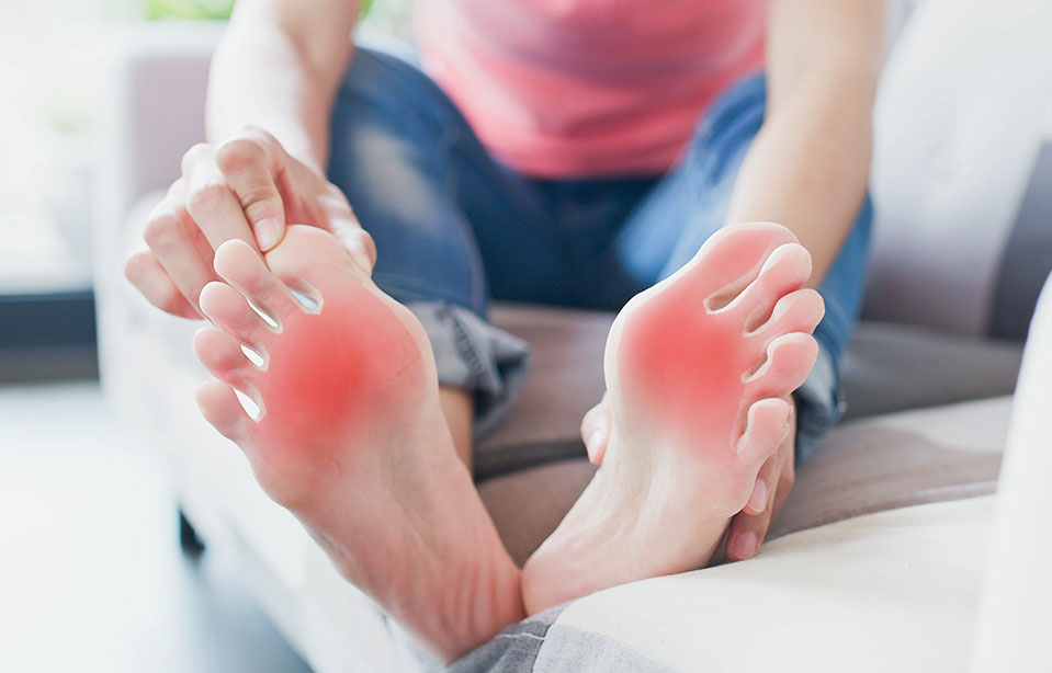 Causes of Peripheral Neuropathy and how the ReBuilder can help