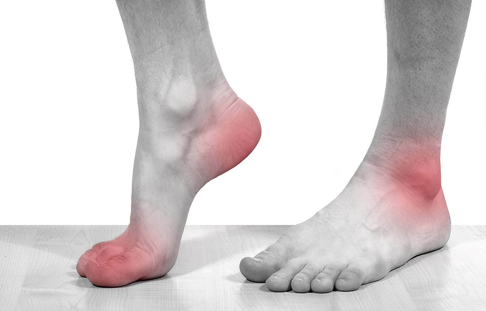 Nerve Pain in Your Foot?  Here's How to Get Relief with the ReBuilder at Home