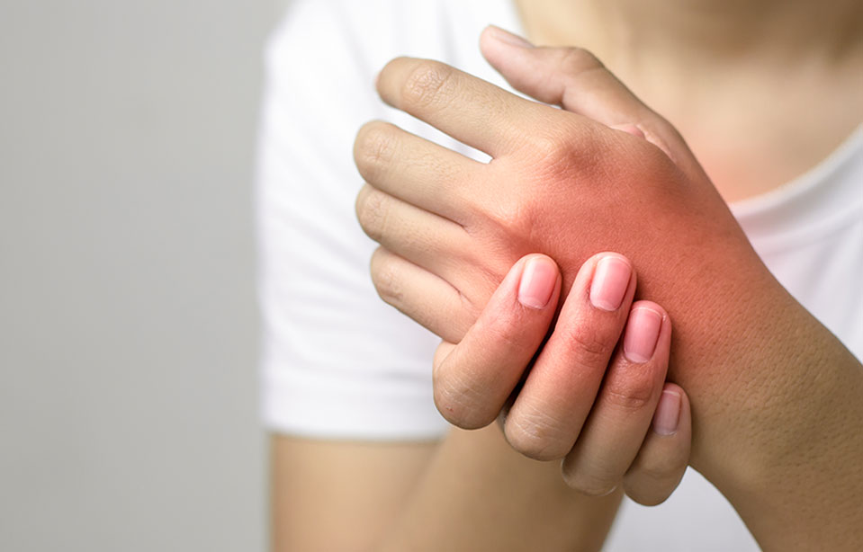 Nerve Pain In Your Hands? Here's How To Get Relief