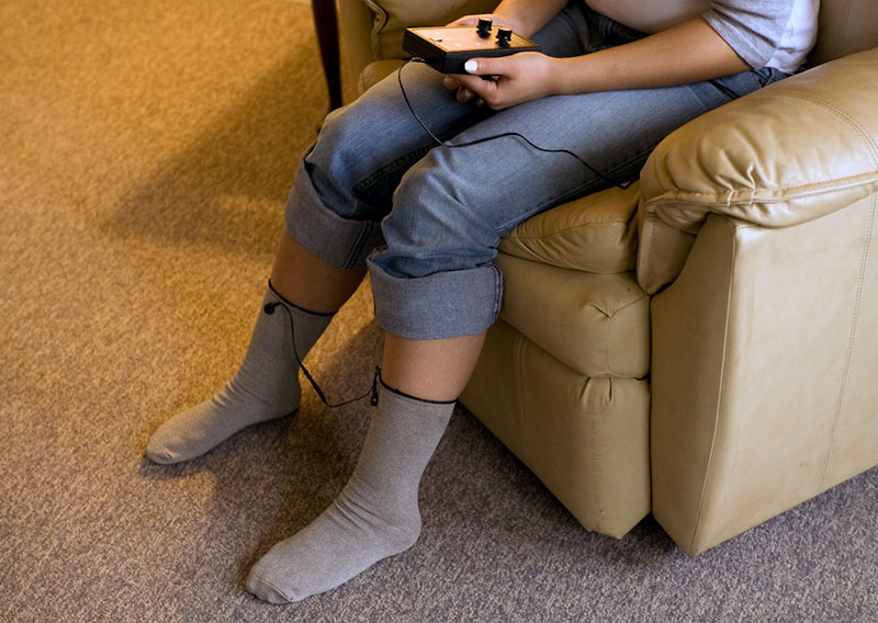 Best Socks for Neuropathy and using the ReBuilder