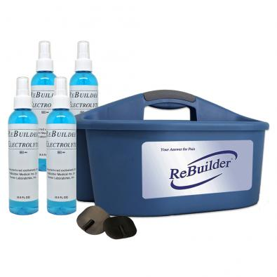 ReBuilder Footbath Kit